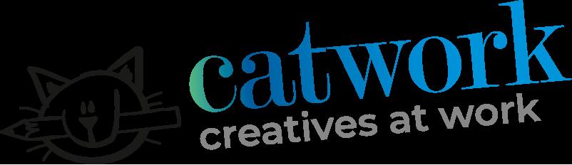 Logo Catwork.pro Webdesign